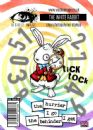 Visible Image Clear Stamp Set - Wonderland - The White Rabbit
